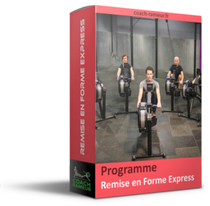 Programme Rameur - Remise en forme
