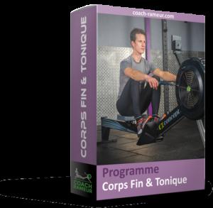 Programme Rameur - Corps fin et tonique